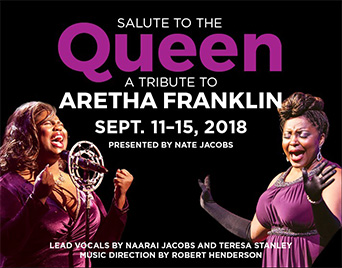 Tribute to Aretha Franklin