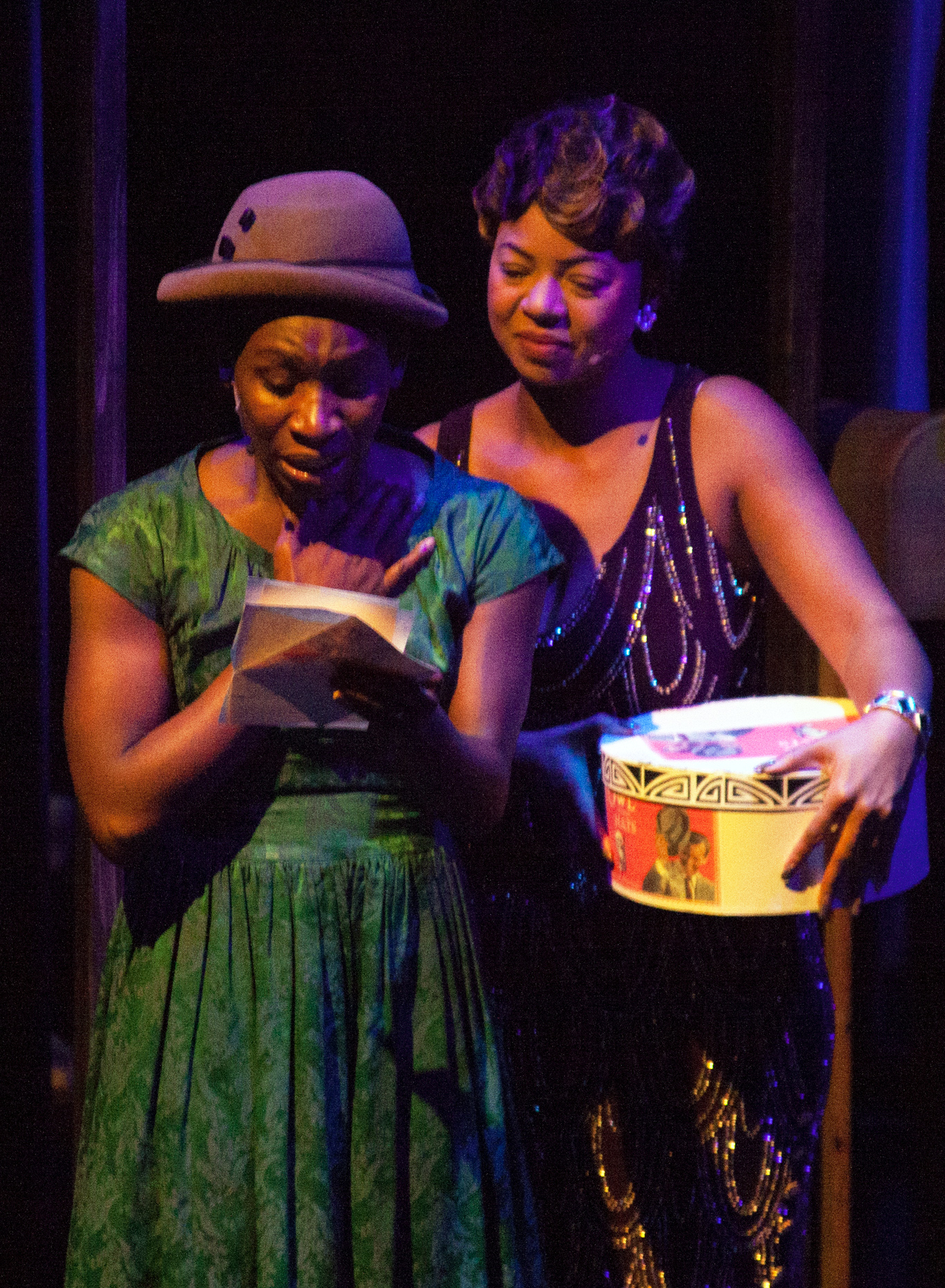 The Color Purple - Westcoast Black Theatre Troupe -Live Theater