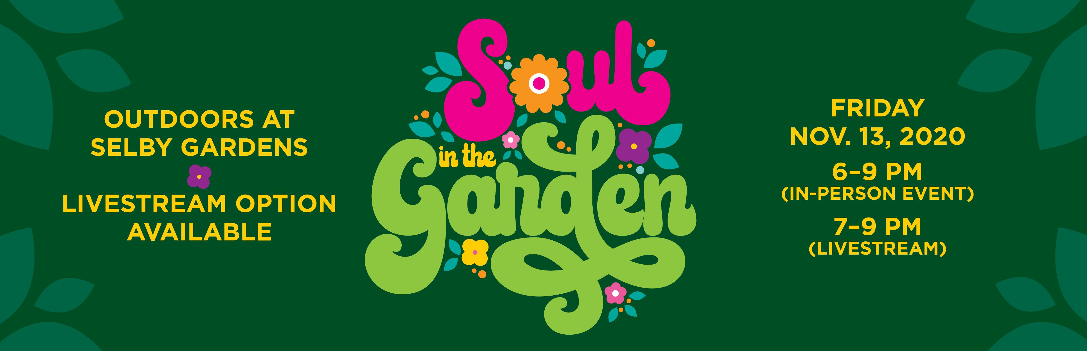 Soul in the Garden