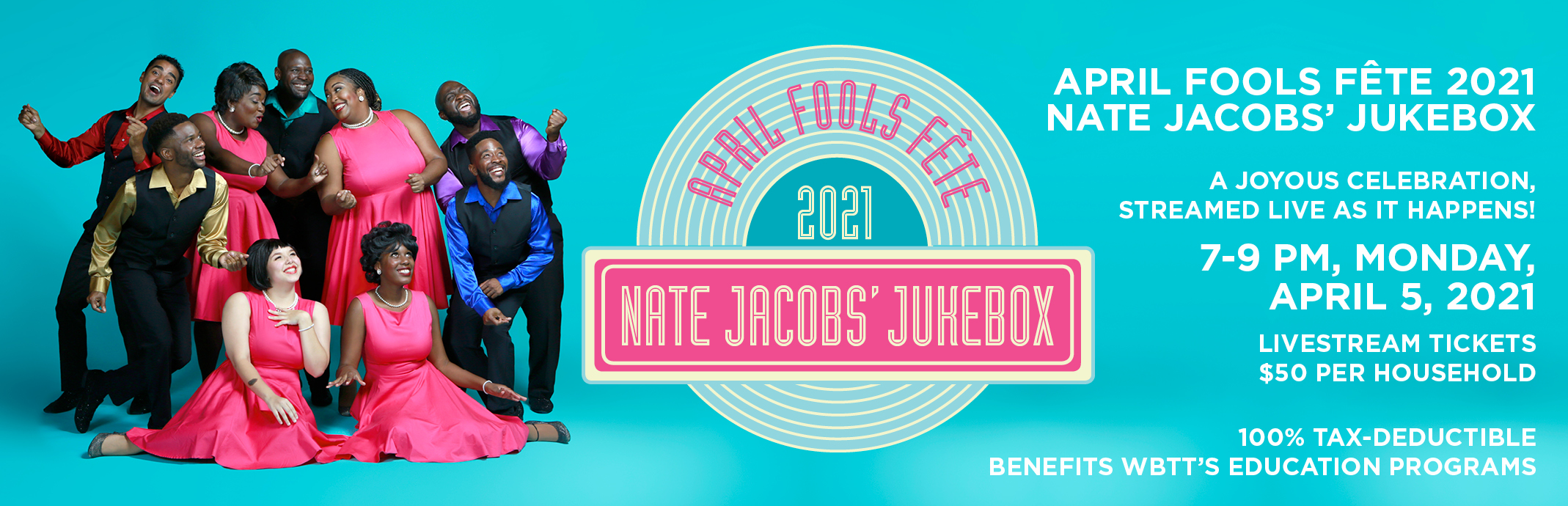 April Fools Fete, Nate Jacob